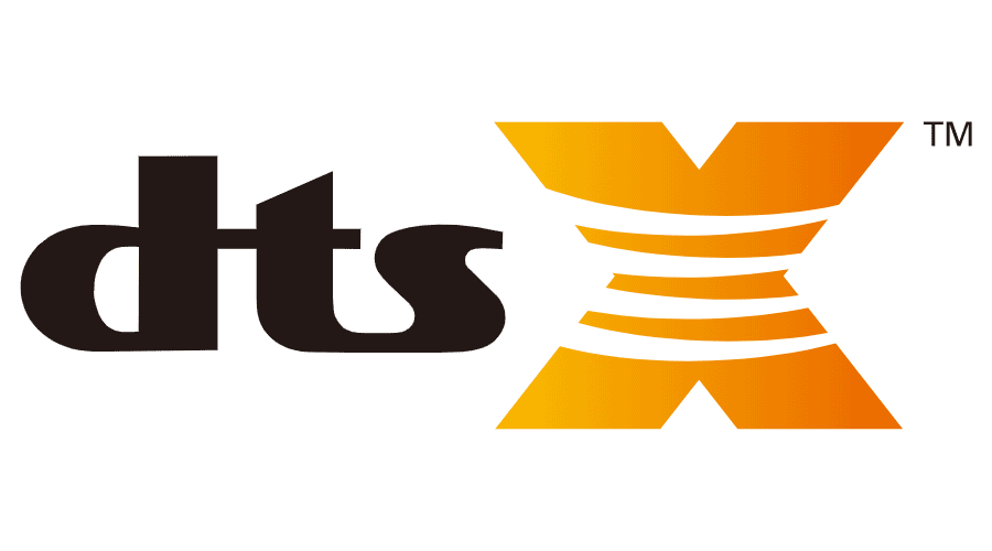 DTS:X Vector Logo - (.SVG + .PNG) - VectorLogoSeek.Com