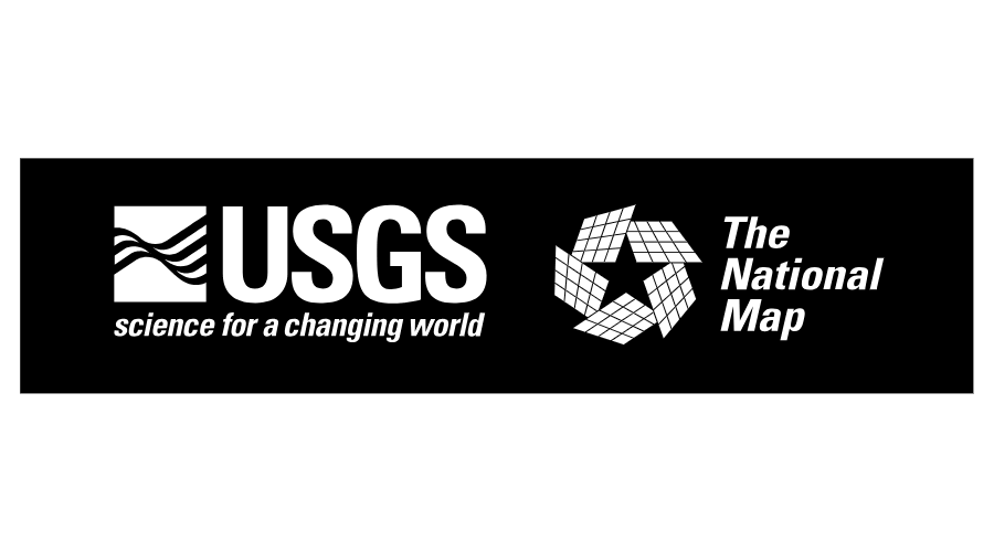 Usgs National Map USGS The National Map Vector Logo   (.SVG + .PNG)   VectorLogoSeek.Com